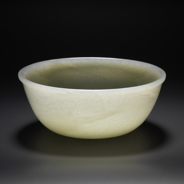 Jade bowl side